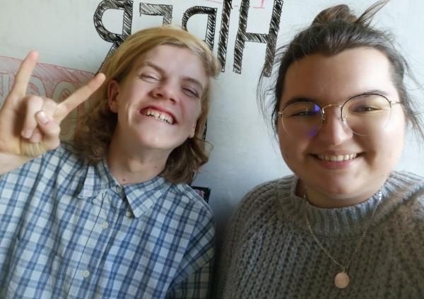 Lucie et Ulysse