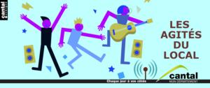 Concert Les agités du local
